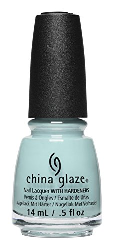 China Glaze Nail Lacquer 1598 - At Your Athleisure from CHIC PHYSIQUE Collection