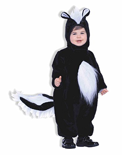 Forum Novelties Plush Skunk Child Costume, Medium -