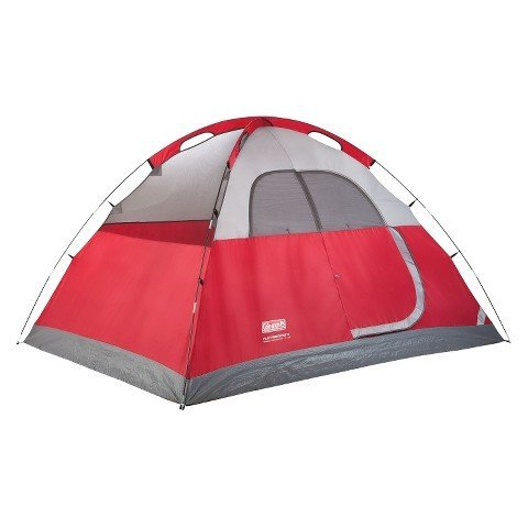 Coleman-Flatwoods-II-4-Person-Tent  sc 1 st  Discount Tents Sale & Coleman Flatwoods II 4 Person Tent