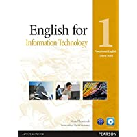 English for IT Level 1 Coursebook and CD-ROM Pack: Level A1-A2