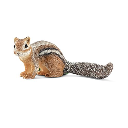 Schleich Chipmunk Toy Figure (Schleich Squirrel)