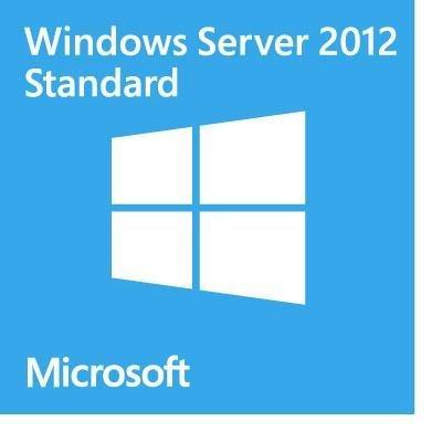 Microsoft P73-05967 WIN SVR STD 12 R2 64BIT 10 CLT