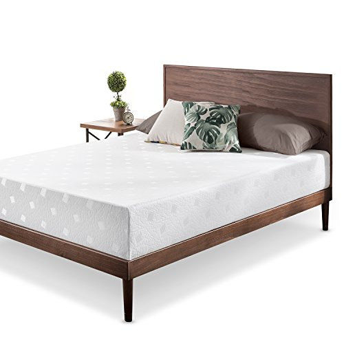 Zinus 10 Inch Memory Foam Airflow Mattress, Full