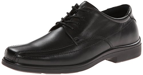 Hush Puppies Men's Venture Oxford, Black, 12 M - Mens Titan Oxford