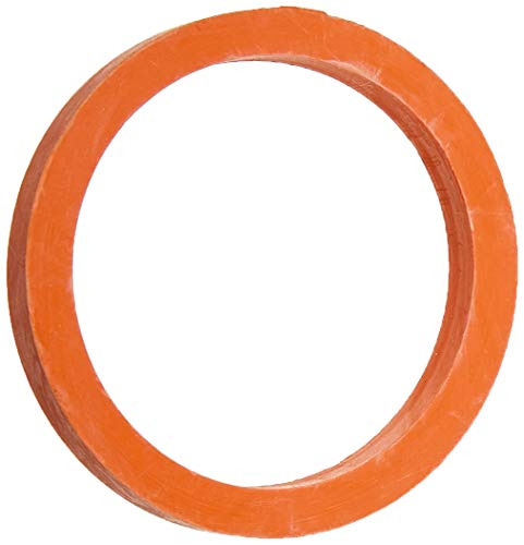 Danco 36651W Slip Joint Washer No. 6B (100 per Bag), Red, 1-3/4