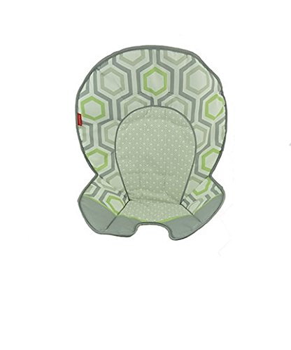 Fisher Price Space Saver High Chair Replacement (DKR70 GEO MEADOWS PAD) (Space Saver High Chair Cover)