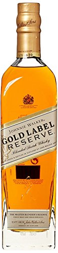 Whisky Johnnie Walker Gold