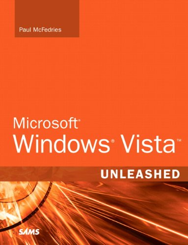 Microsoft Windows Vista Unleashed Pdf