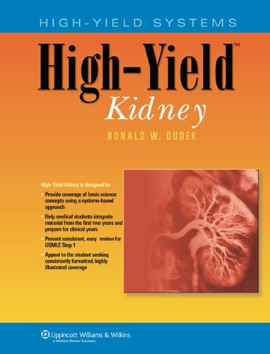 High-Yield™ Kidney (High-Yield Systems Series)