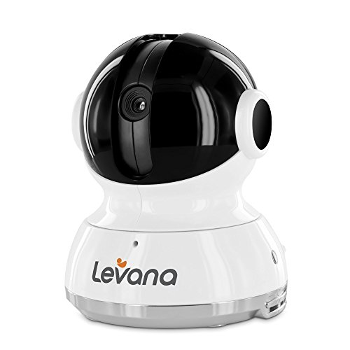 Levana Pan/Tilt/Zoom Additional Camera, compatible with Shiloh, Willow, Amara and Aria models...