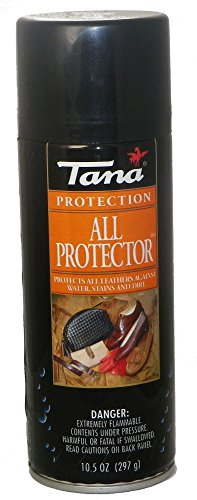 Tana Protection All Protector Protects All Leathers Against Water Stains and Dirt - 10.5 oz