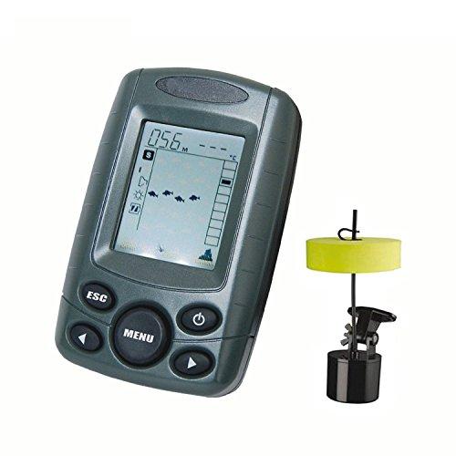 Signstek FF-001 tragbaren Sonar-Sensor Fishfinder Fischfinder Alarm Strahl Sensor