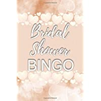 Bridal Shower Bingo: Bridal Shower Card Games for Guests, Convenient Pack, Fun to Play