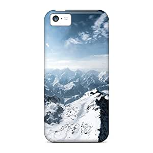 StarFisher Protective Case For Iphone 5c(alp Dhuez France)