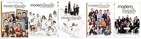 Modern Family: Complete Seasons 1-5 (Modern Family Dvd Season 2)