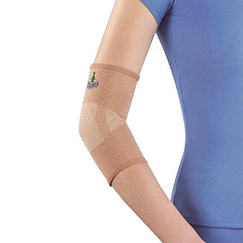 Ceramic Elbow Support with Spandex (XL)