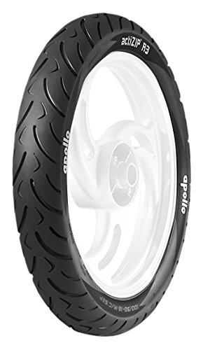 Apollo Actizip R3 100/90-17 Rear Tubeless Bike Tyre