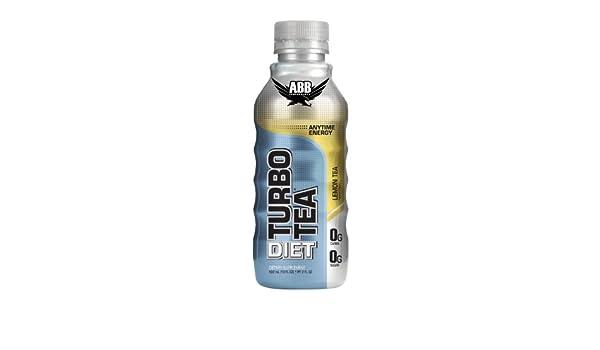 Amazon.com: Turbo Tea Lemon Tea 24 bottles (18oz) - Pre-Workout Energy Drink: Health & Personal Care