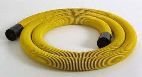 Dustless Technologies 14251 Flexible Hose with Cuffs, 12-Foot-by-1-1/2-Inch by Dustless Technologies