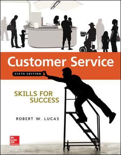 Customer Service Skills for Success - Standalone Book (Sixth Service Customer Edition)