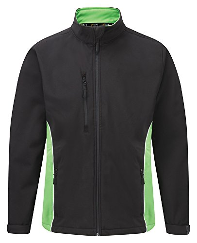 World Lime para Chaqueta Workwear hombre Black qTwCOPqd4