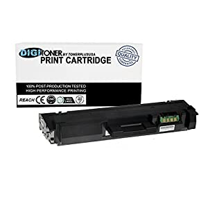 DigiToner™ by TonerPlusUSA New Compatible Replacement Samsung MLT-D116L Laser Toner Cartridge for M2825DW M2875FD M2875FW M2835DW M2885FW Printers (Black, 1 Pack)