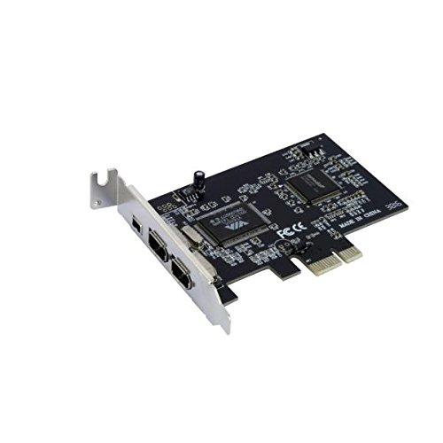 Nilox 10NXAD0704LP2 Scheda PCI-Express, Nero