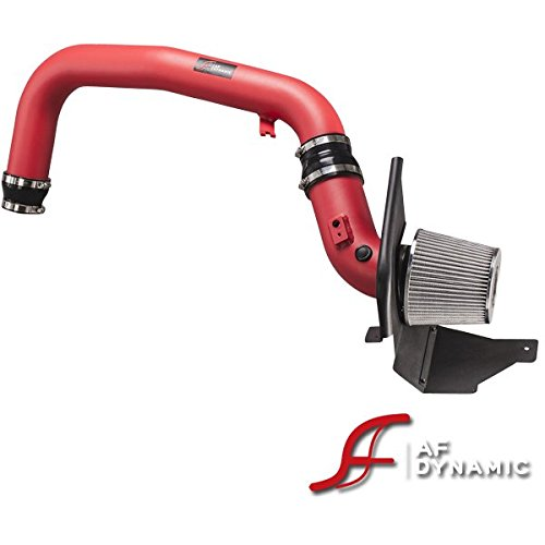 Ford Focus Engine Computer - R&L Racing AF Dynamic Red AF Daynamic Cold Air Filter Intake Kit for 2013-2016 Ford Focus ST 2.0L 2.0 Turbo