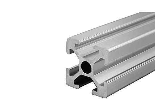 Stand Tools 20 Series, 20 mm x 20 mm T-Slot Aluminum Extrusion x 1000 mm Pack of 4