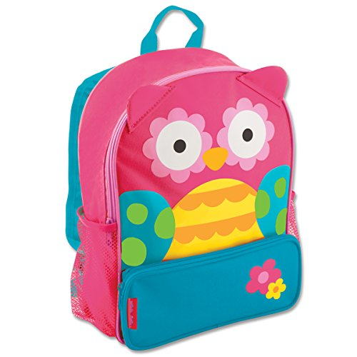 Stephen Joseph Sidekick Backpack, Owl
