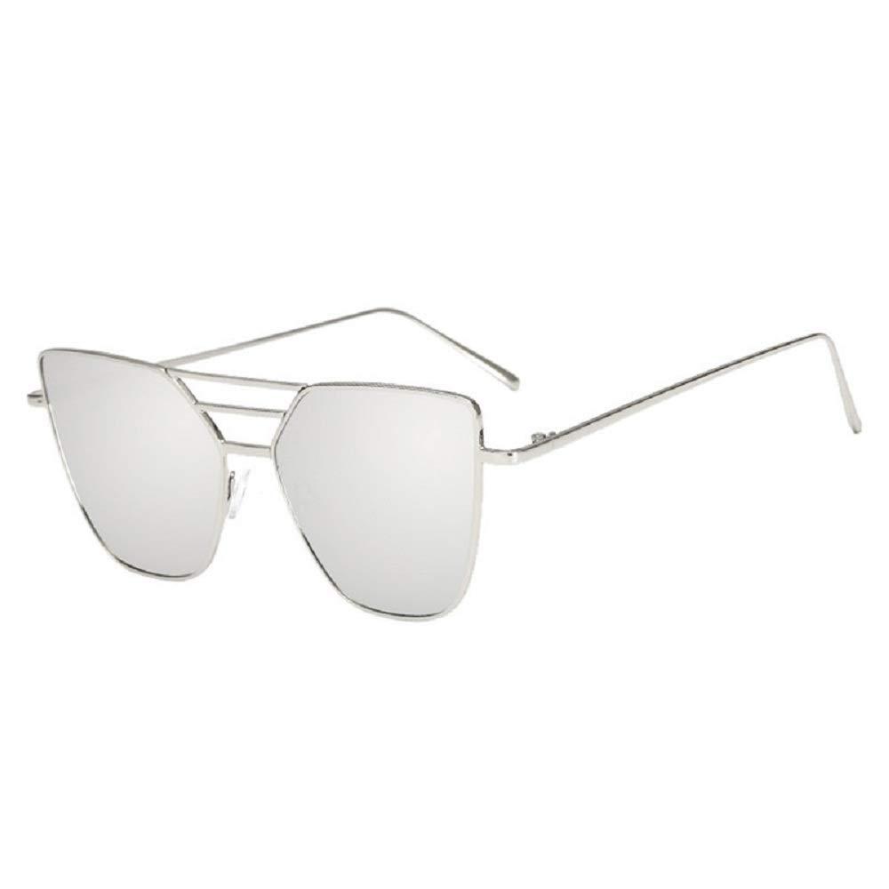 Mens Polarized Gold Frame Sunglasses Gifts Unisex Irregular UV Protection Sunglasses Outdoor Travel Sunscreen