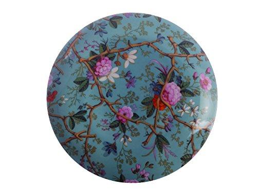 (Maxwell & Williams Kilburn, Plate, for Desserts, Victorian Garden, ?20cm, Porcelain, WK05520)