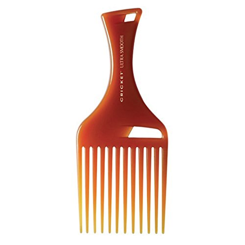 (Cricket Ultra Smooth Hair Pick Comb infused with Argan Oil, Olive Oil and Keratin)