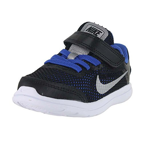 Nike Kids Flex 2016 RN (Infant/Toddler) #834280-005 (7 Toddler M) (Nikes For Toddlers)