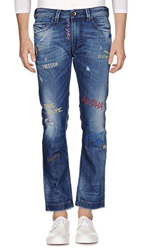 Diesel D-Thavar-RE 0851R Herren Jeans