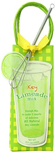 Pelican Bay Key Limeade Mix, 5.5 Ounce (Margarita Limeade)