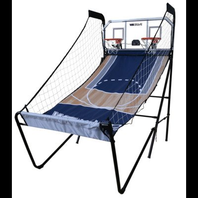 Wild Sports Quick Setup 2 Player Arcade Basketball Game System