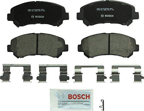 Bosch BP1338 QuietCast Premium Disc Brake Pad Set For: Nissan Juke, Maxima, Sentra, Rogue, Rogue Select, X-Trail; Suzuki Kizashi, Front