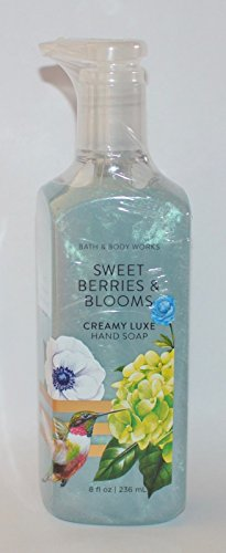 Bath & Body Works Creamy Luxe Hand Soap Sweet Berries & Blooms