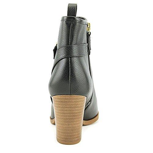 Closed Boots Fashion Womens Black Toe Ankle Franco Leather Delancy Sarto S4qw08I