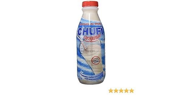 Chufi Horchata de Chufa de Valencia refresco - 1 L: Amazon.es ...