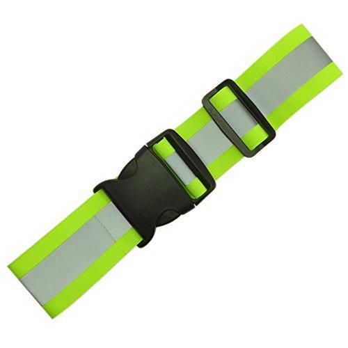 Endura Max Reflectives Reflective Elastic Belt or Sash, Military Heritage Style Glow Belt, Running Walking Motorcycling…