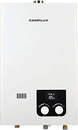 Amazon.com: Camplux - calentador de agua sin tanque de ...