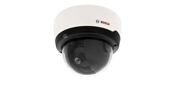 Bosch NDC-255-P Cámara de seguridad IP Interior Almohadilla Negro, Blanco: Amazon.es: Electrónica