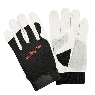 (NS Hydraulix Goatskin Sport Utility Gloves, Large (6 Pack))