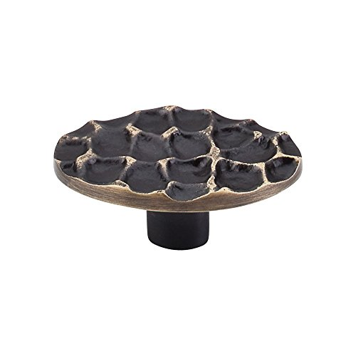 Top Knobs TK299BA Cobblestone Collection 2-5/8