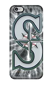 JessieJEvans Design High Quality Seattle Mariners Cover Case With Excellent Style For Iphone 6 Plus