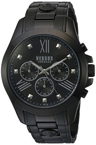 Versus-by-Versace-Mens-SBH040015-Chrono-Lion-Analog-Display-Quartz-Black-Watch