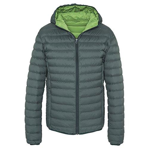 Silverado Light Down Verde Nyc Giacca Extra Schott Jacket Uomo nPFaxHxwW