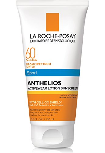 La Roche-Posay Anthelios Activewear Lotion Sport Sunscreen, 5 Fl. Oz.
